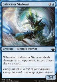 Saltwater Stalwart - Battlebond