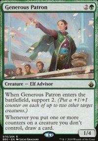 Generous Patron - Battlebond
