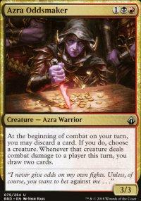 Azra Oddsmaker - Battlebond