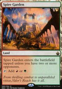 Spire Garden - Battlebond