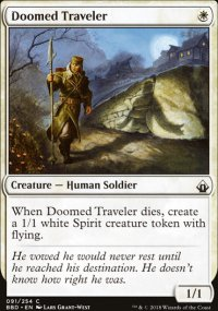 Doomed Traveler -