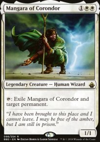 Mangara of Corondor -