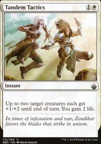 Tandem Tactics - Battlebond