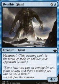 Benthic Giant -