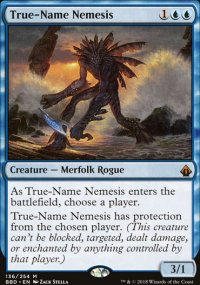 True-Name Nemesis -