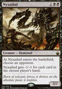 Nyxathid - Battlebond