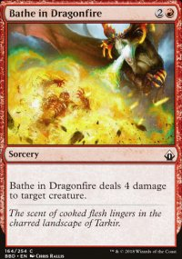 Bathe in Dragonfire -
