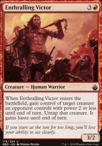 Enthralling Victor -