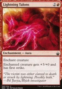 Lightning Talons -