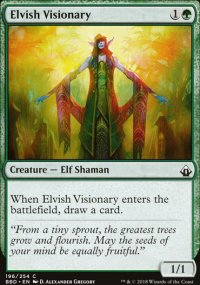 Elvish Visionary -