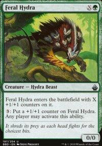 Feral Hydra -