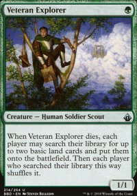 Veteran Explorer - Battlebond