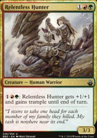Relentless Hunter -