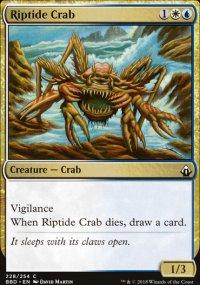 Riptide Crab -