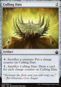 Culling Dais -