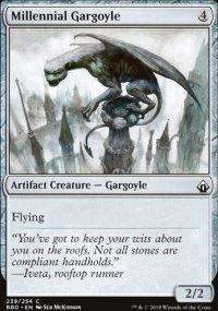 Millennial Gargoyle -