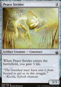 Peace Strider -