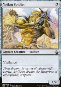 Yotian Soldier -