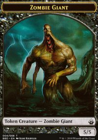 Zombie Giant -