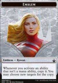 Emblem Rowan Kenrith - Battlebond