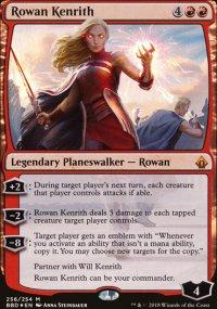 Rowan Kenrith -