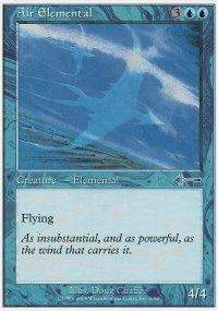 Air Elemental - Beatdown