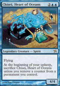 Chisei, Heart of Oceans - Betrayers of Kamigawa