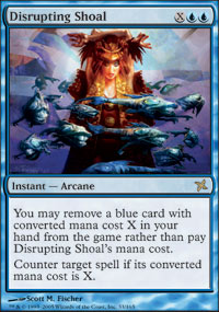 Disrupting Shoal - Betrayers of Kamigawa