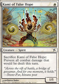 Kami of False Hope - Betrayers of Kamigawa