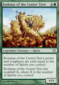 Kodama of the Center Tree - Betrayers of Kamigawa