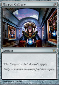 Mirror Gallery - Betrayers of Kamigawa