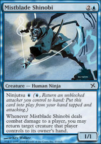 Mistblade Shinobi - Betrayers of Kamigawa