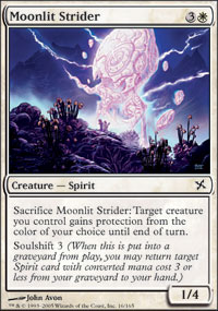 Moonlit Strider - Betrayers of Kamigawa
