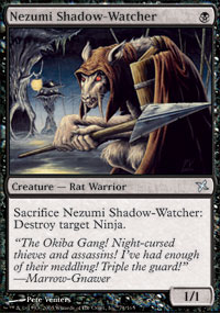 Nezumi Shadow-Watcher - Betrayers of Kamigawa