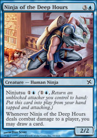 Ninja of the Deep Hours - Betrayers of Kamigawa