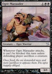 Ogre Marauder - Betrayers of Kamigawa