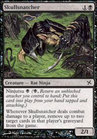 Skullsnatcher - Betrayers of Kamigawa