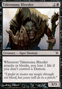 Takenuma Bleeder - Betrayers of Kamigawa