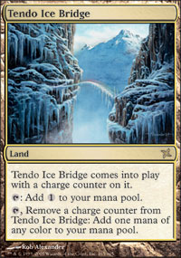 Tendo Ice Bridge - Betrayers of Kamigawa