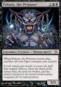 Yukora, the Prisoner - Betrayers of Kamigawa