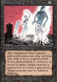 Animate Dead - Limited (Beta)