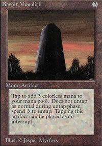 Basalt Monolith - Limited (Beta)
