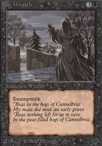 Bog Wraith - Limited (Beta)