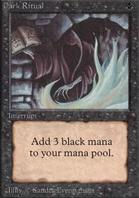 Dark Ritual - Limited (Beta)