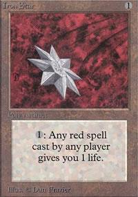 Iron Star - Limited (Beta)