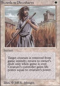 Swords to Plowshares - Limited (Beta)