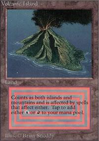 Volcanic Island - Limited (Beta)
