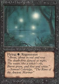 Will-o'-the-Wisp - Limited (Beta)