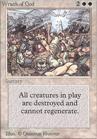 Wrath of God - Limited (Beta)