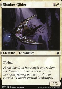 Shadow Glider - Battle for Zendikar